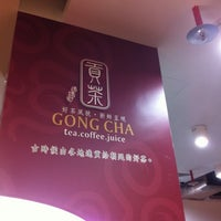 Photo taken at Gong Cha 贡茶 by SheRLeNe s. on 1/8/2011