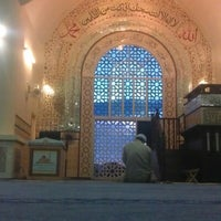 Photo taken at Masjid As-Salam (مسجد السلام) by Asman S. on 7/13/2012