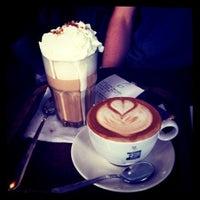 Photo taken at OR Espresso Bar by Stefaan V. on 9/9/2011