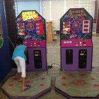 Photo taken at Carolina Beach Arcade by Aria B. on 7/23/2012