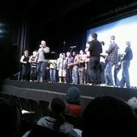 Photo taken at Baldwin Hall by Alisha T. on 4/22/2012