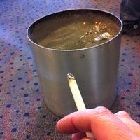 Photo taken at Smoking Lounge by Jim W. on 10/17/2011