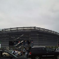 Photo taken at Meadowlands Parking Lot by Candi S. on 9/11/2011