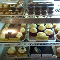 Photo taken at Jarets Stuffed Cupcakes by Aishah A. on 5/19/2011