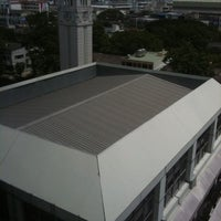 Photo taken at Cathedral - ABAC Hua Mak by Athip N. on 10/2/2011