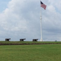 Photo taken at Fort Macon Visitors Center by 🌺Miche R. on 8/30/2012