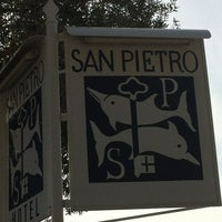 Foto scattata a Il San Pietro Hotel da Valerio B. il 3/20/2012