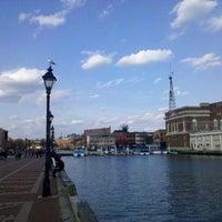 Photo taken at Broadway Pier by jef M. on 1/7/2012