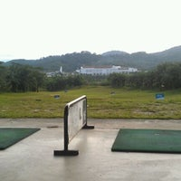 Photo taken at KGCC Driving Range by mohd azib i. on 12/19/2011