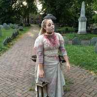 Photo taken at Ghosts and Gravestones Boston by Laszlo V. on 6/7/2012