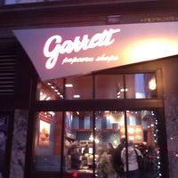 Photo taken at Garrett Popcorn Shops by Christopher R. on 12/17/2011