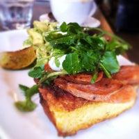 Photo taken at BangBang Cafe by Yoni on 4/29/2012