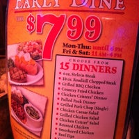 Photo taken at Texas Roadhouse by Catherine S. on 9/5/2011