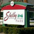 Photo taken at Shelby Park by Jill on 8/25/2011