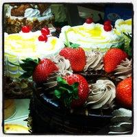 Photo taken at Carlo's Bake Shop by Michael K. on 10/23/2011