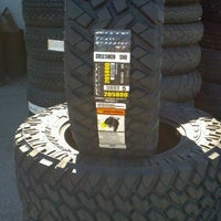 Photo taken at Ron's Discount Tires & Auto Repair by Ron P. on 10/13/2011