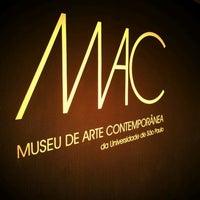 Foto tirada no(a) Museu de Arte Contemporânea (MAC-USP) por Flavio S. em 1/8/2012