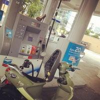 Photo taken at Chevron by J.t. B. on 4/27/2012