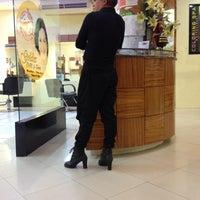Photo taken at Ricky Reyes Hair Salon by Lane on 8/13/2012