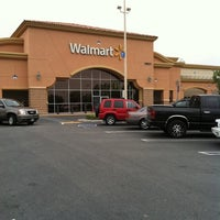 Photo taken at Walmart Supercenter by Paul D. on 5/22/2011