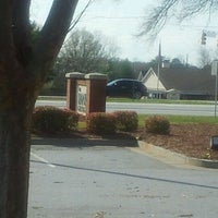Photo taken at Bank Of Georgia by Caryn on 3/13/2012