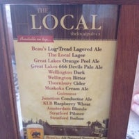 Photo taken at The Local Pub and Restaurant by Paul H. on 7/21/2012
