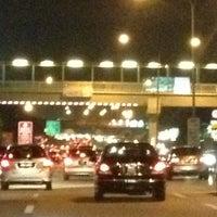 Photo taken at Damansara Utama Walk Bridge by May T. on 5/24/2012