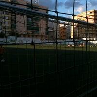 Photo taken at Olimpica Victoriana Club de Futbol by Maite F. on 1/17/2012