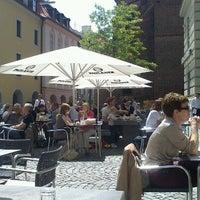 Photo taken at Literaturhaus by Alexander on 5/19/2012
