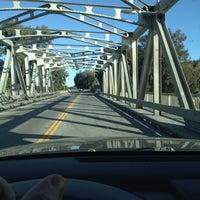 Photo taken at Rio Vista Bridge by Ellie206 on 6/3/2012