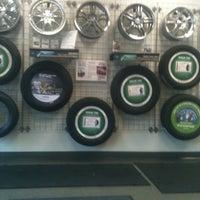 Photo taken at Hogan Tire Center by Dakota W. on 5/8/2012