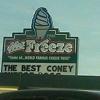 Photo taken at The Freeze by Sue r. on 6/26/2011