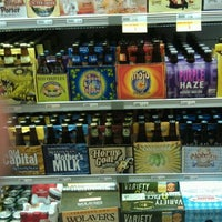 Photo taken at shop rite wine and spirits by Christopher C. on 11/17/2011