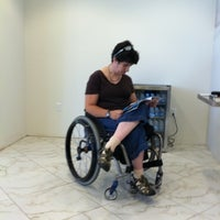 Photo taken at Braun mobility by Judith on 7/19/2012