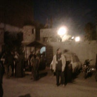 Photo taken at Naga Hammadi , Police Station by Khaled A. on 12/25/2011