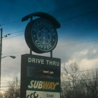 Photo taken at Starbucks by Jennifer A. on 1/31/2012