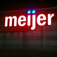 Photo taken at Meijer by Jeff G. on 12/31/2011