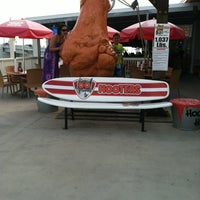Photo taken at Hooters by Elizabeth G. on 5/30/2012