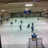 Photo taken at Marietta Ice Center (MIC) by Heather H. on 10/2/2011
