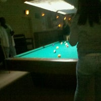 Photo taken at Pockets billiards by Mitchell P. on 8/21/2011