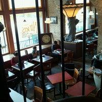 Photo taken at Nina's Coffee Cafe by Nikki C. on 9/11/2012