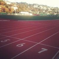 Photo prise au US Cagnes Athlétisme par guillaume d. le2/4/2012