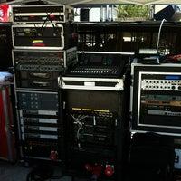 Photo taken at MIDFLORIDA Credit Union Amphitheatre by Chris C. on 6/16/2012