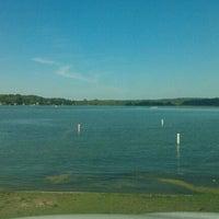 Photo taken at Edinboro Lake Resort by Mike M. on 8/30/2011