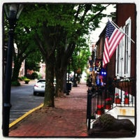 Photo taken at Historic New Castle by Stefanie S. on 4/19/2012