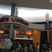 Photo taken at Cines Unidos by Karem L. on 2/14/2012