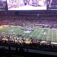 Photo taken at Super Bowl Sunday by International Q. on 2/6/2011