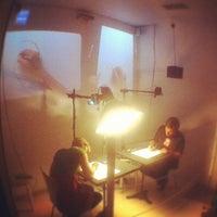 Photo taken at Rivendel RestoBar by Flan on 4/1/2012