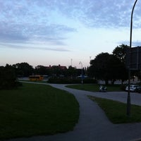 Photo taken at Visby Busstation by Cecilia E. on 8/5/2011
