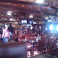 Photo taken at Saddle Ranch Chop House by James V. on 7/12/2011
